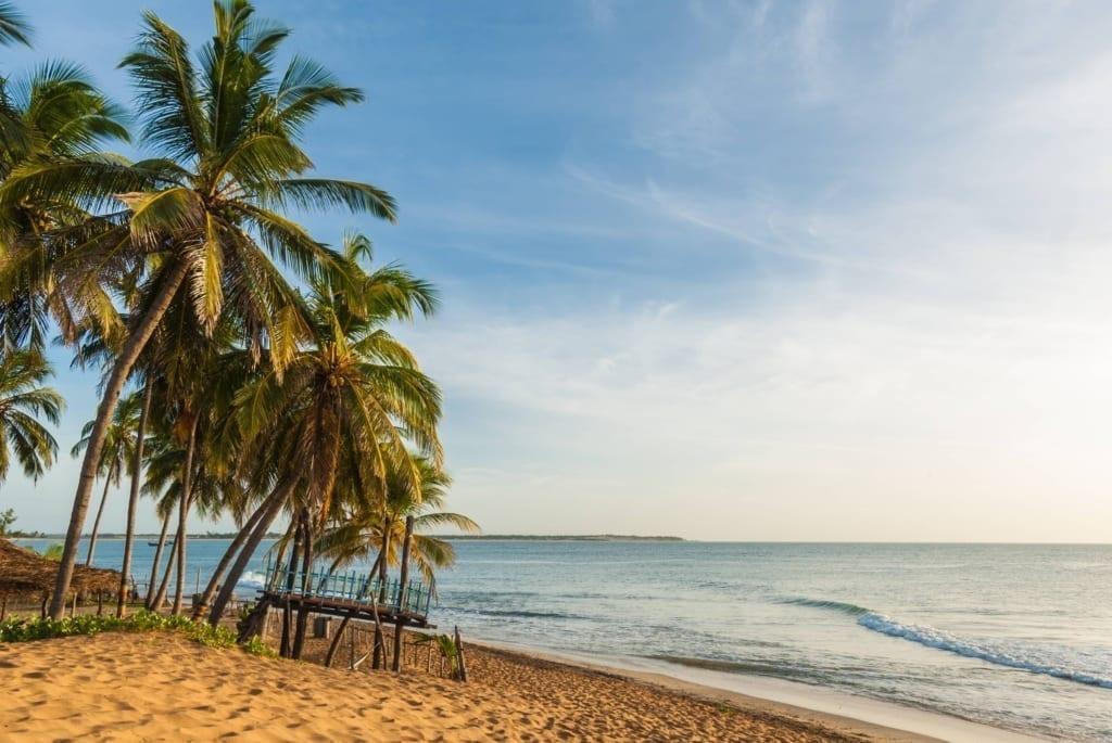 Arugam Bay - Surfing in Sri Lanka
