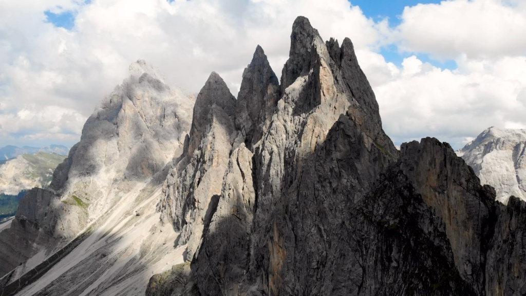mountain ranges are reasons to visit Dolomites