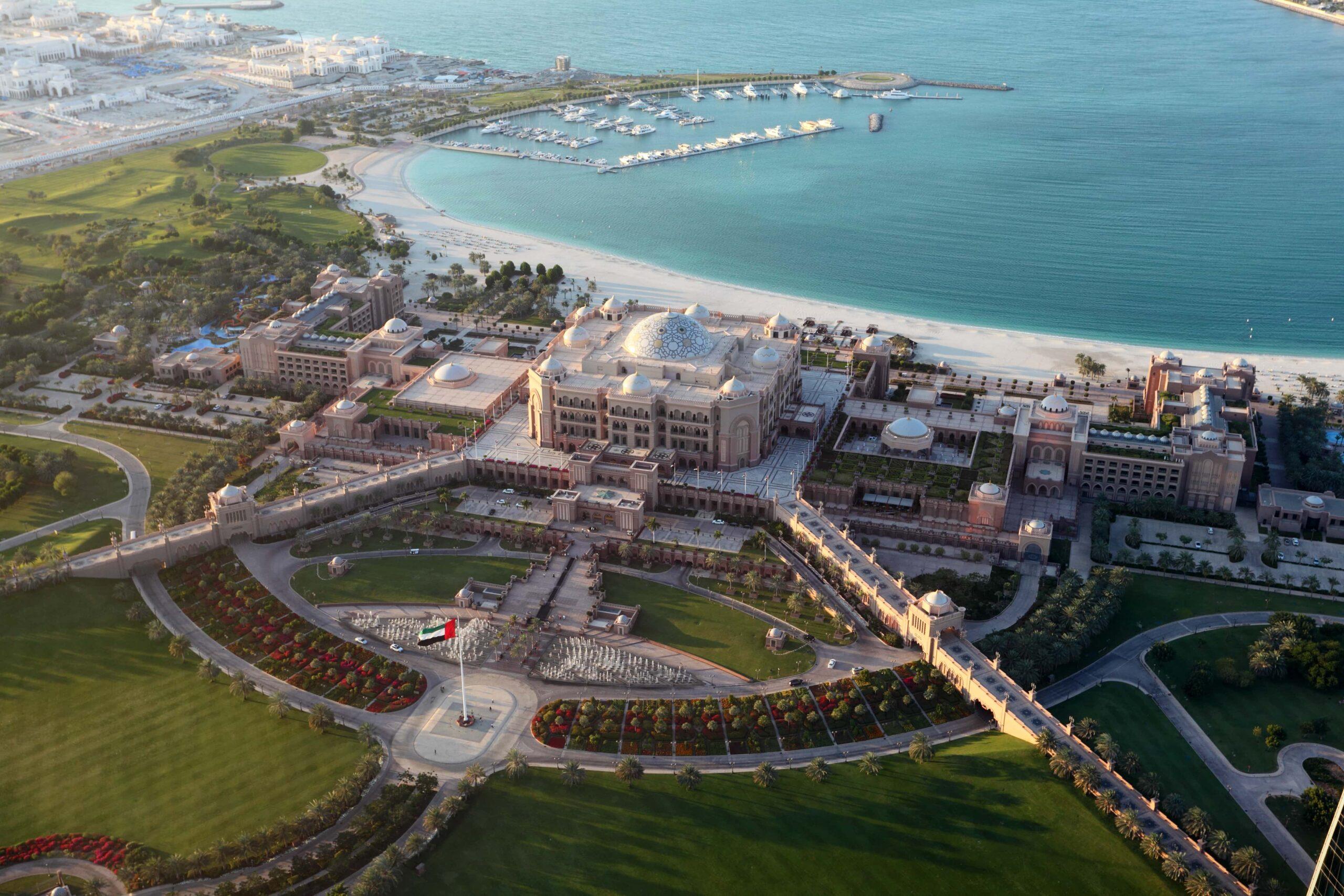 Abu Dhabi Emirates Grand Palace