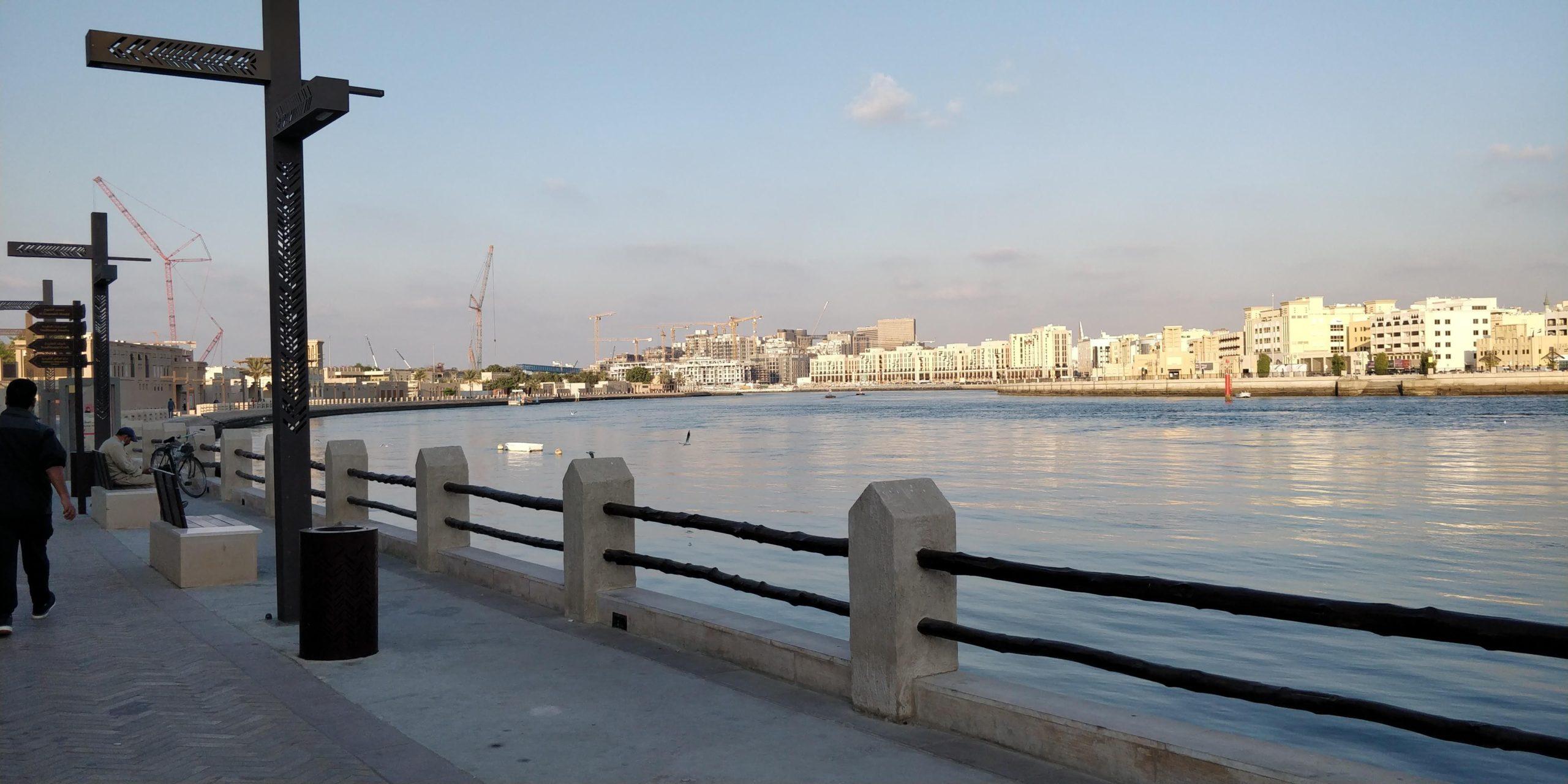 An evening at Al Fahidi District - Old Dubai