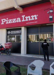 Pizza Inn Fujairah location and tips
