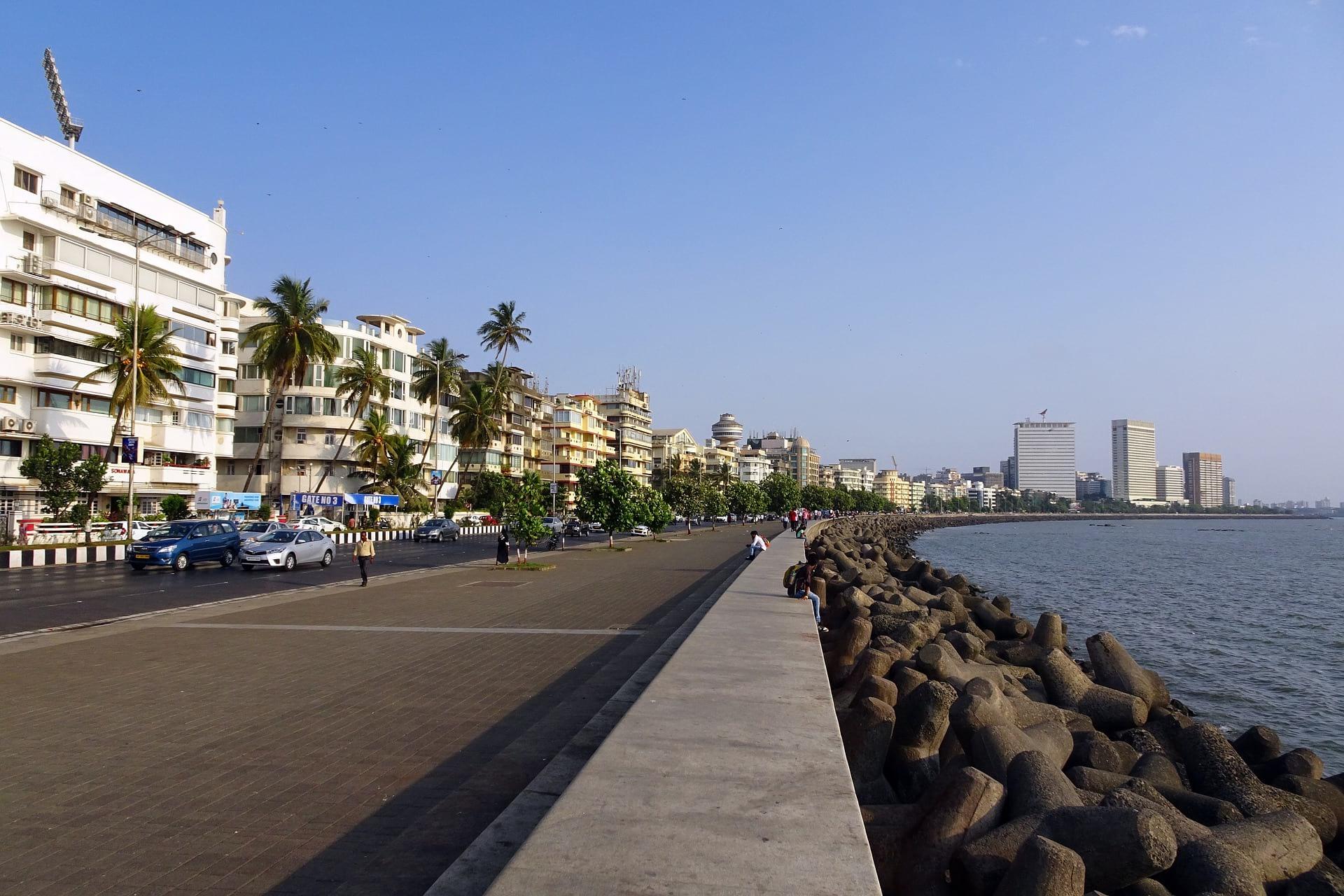 Marina Drive Mumbai