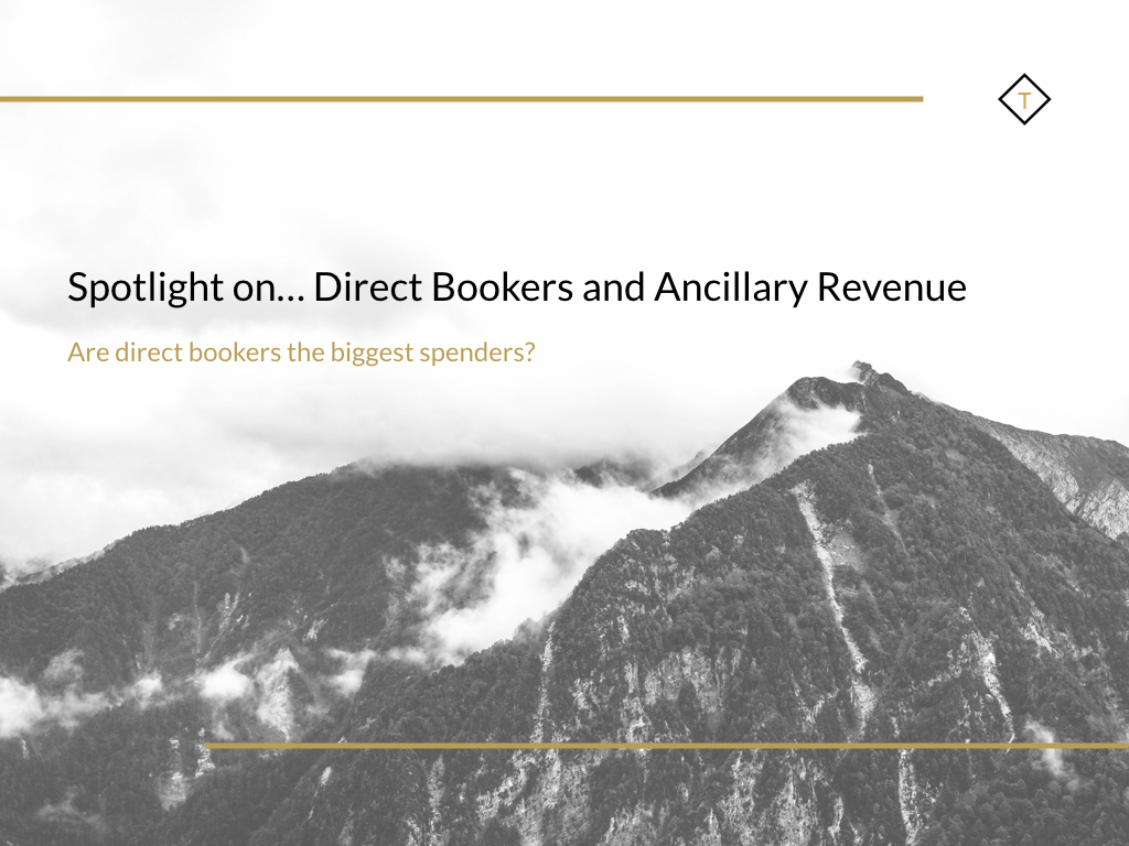 Direct Bookers and Ancillary Revenue 1