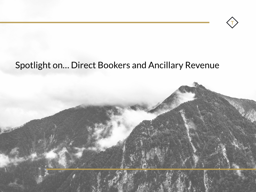 Direct Bookers and Ancillary Revenue 4