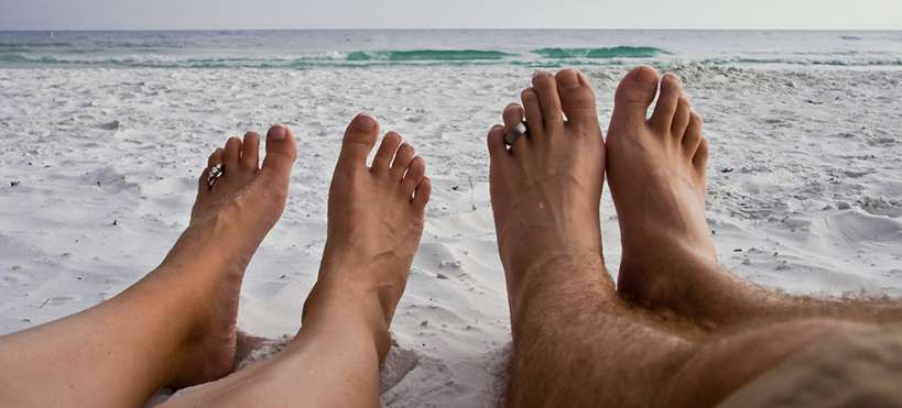 Honeymoon Feet