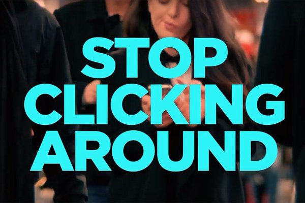 stop clicking around blog 2