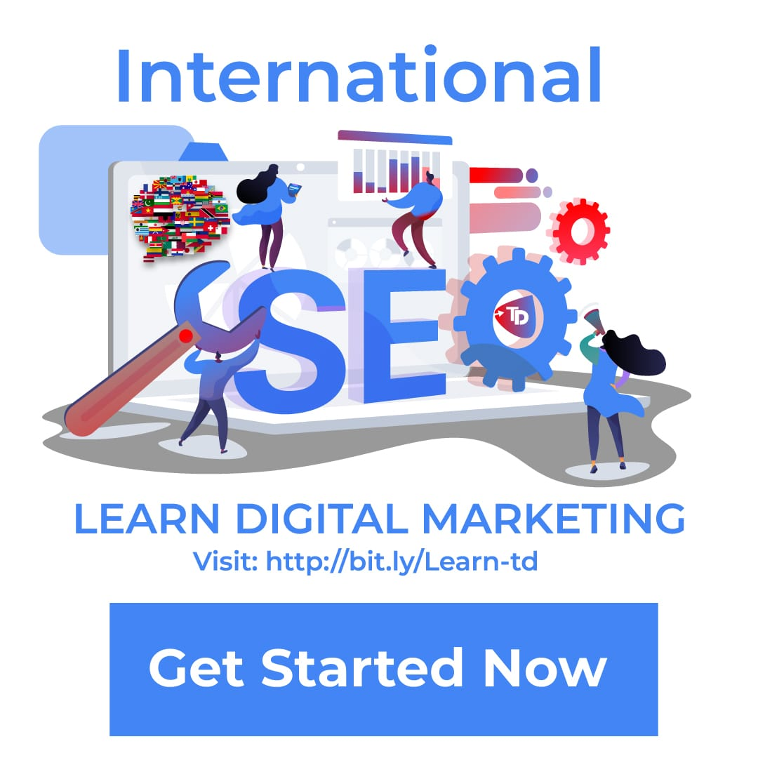 A Quick Guide to Getting Started in International SEO (Search Engine Optimization) In this article, we're giving you tips to decide whether you need International SEO, we found out that Travel Companies and Aviation companies need International SEO more if need it on your website kindly contact us now and consider it done! We define International SEO as the process of optimizing your website so that search engines can easily identify which countries you want to target and which languages you use for business.