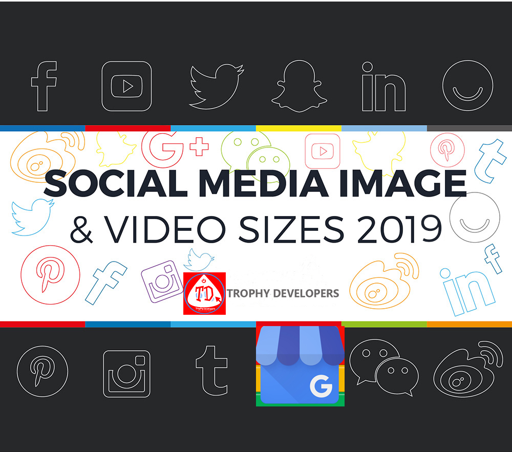 Social Media Photo Images and Video 2019 Recommended Photo or video size by Uganda Website Designers
