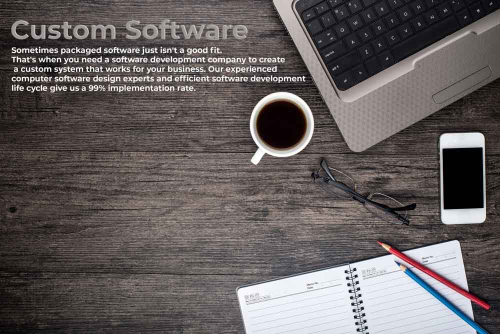 Custom software for your business