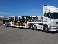 M17 TRT Forklift Trailer