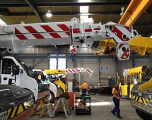 M17 Crane Parts