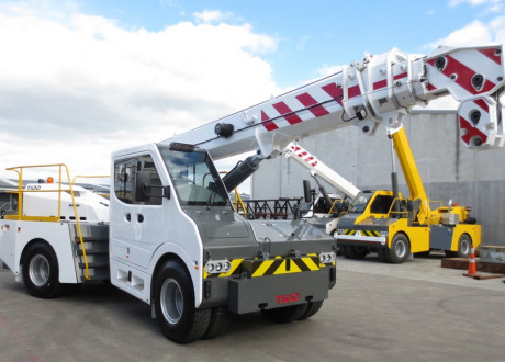 TIDD PC 25 PICK AND CARRY CRANE