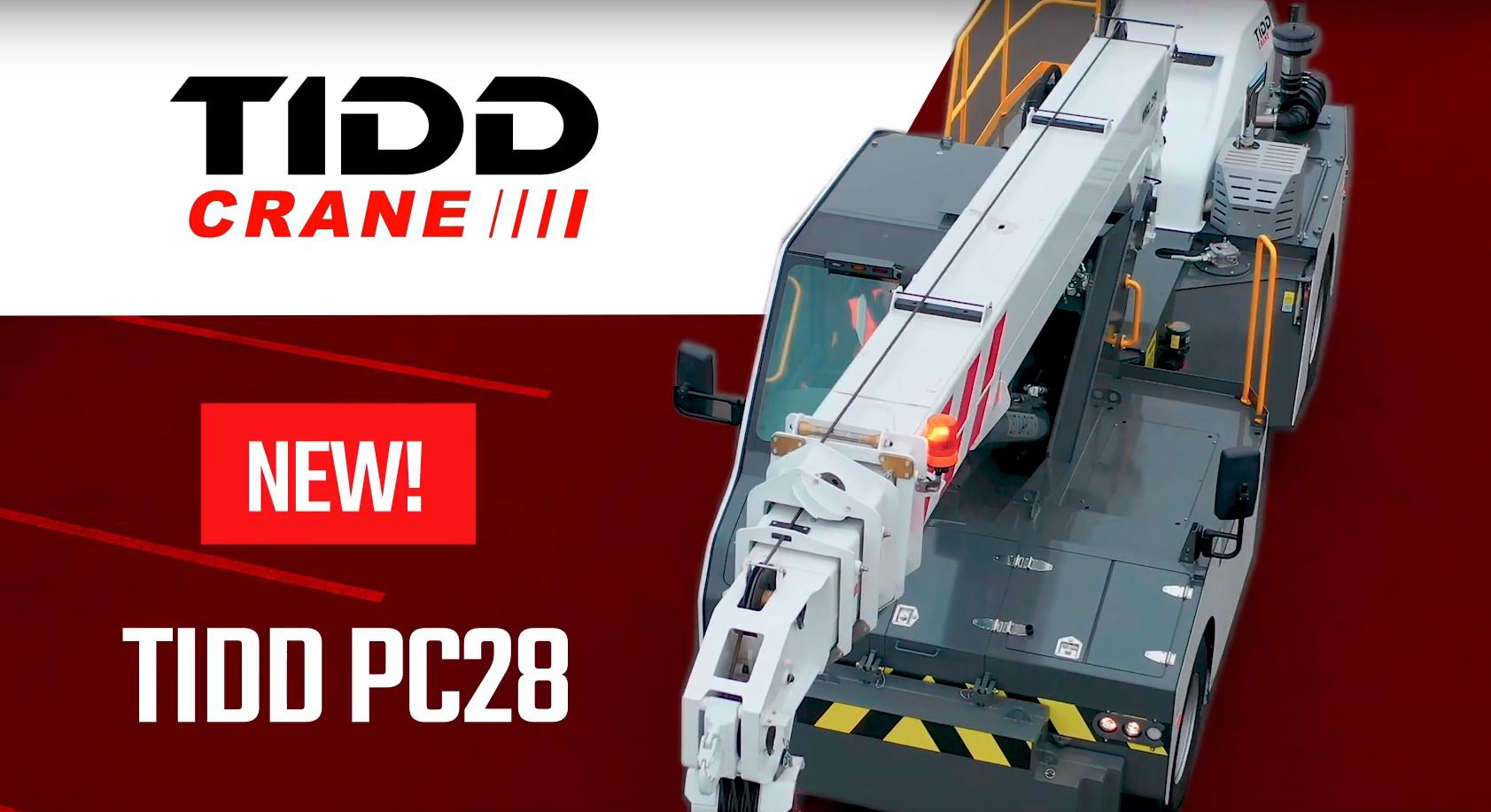TIDD PC28 Product Video
