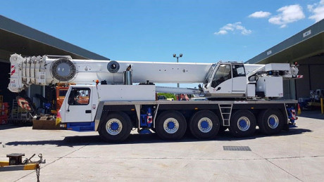 Used Cranes from TRT Cranes