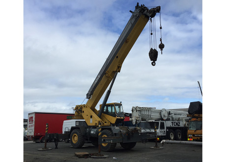 RT 530 E Used Crane for Sale 4 Sized