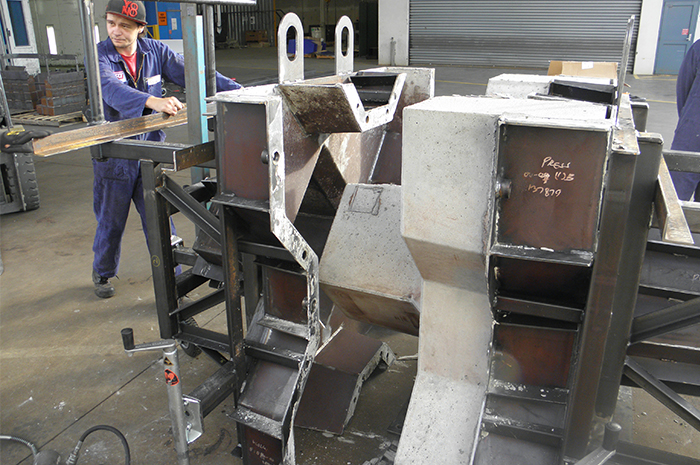 XBloc Concrete Moulds for the Chathams 4