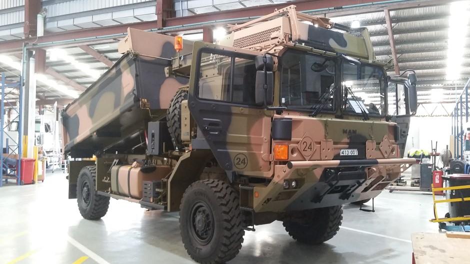 TRT Help Rheinmetall Deliver