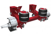 Trailer Axle - Hendrickson Intraxx