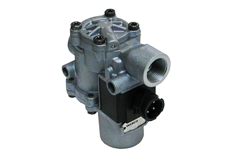 Truck Brakes - ABS and EBS Solenoid Control Valve 24V