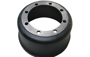 Truck Brake Drums Outboard Mount