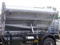 Hydraulic hoist repair