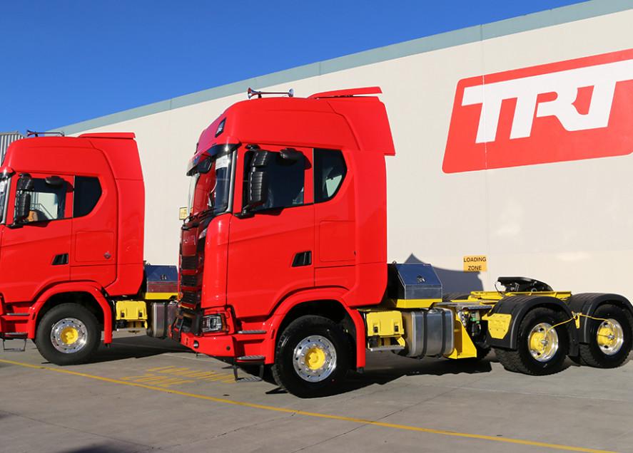 Traction Air CTI E Series