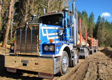 TractionAir CTI in Forestry