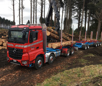 McCarthy's Logging Truck Solution