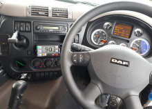 TractrionAir Cab Installation Tanker
