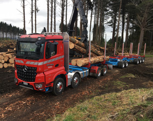 Traction Air CTI System Forestry