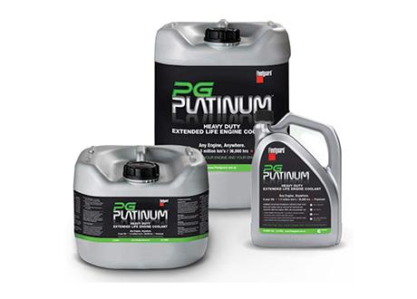 Truck - PG Platinum