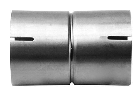 Truck Exhaust - Straight Tube Couplers