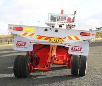 2.5m Tri Axle - 2 Rear Steer