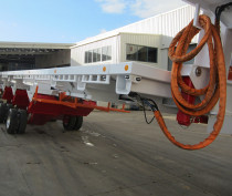 3.05m Wide Tri Axle - 2 Axle Steer