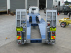 Tri Axle Widening Low Loader clear cut