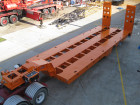Tri Deck Widening Low Loader clear cut0