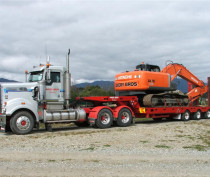 Tri Fixed Width Low Loader 1
