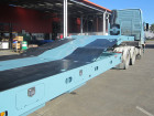Quad Mid Tipping Deck Low Loader