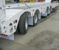 Axle widener 1x rear steer