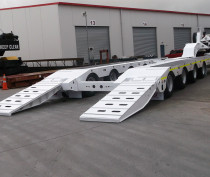 Trailers - 4x8 Minesite Low Loader