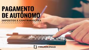 impostos e contribuições na contratação de autônomo