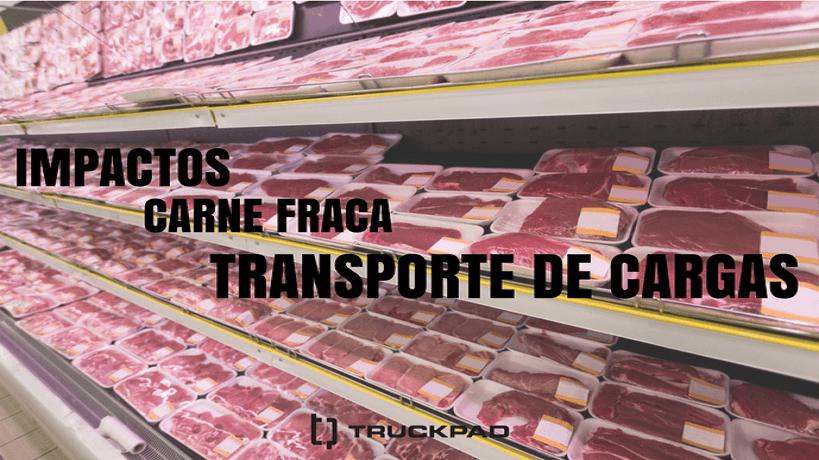 Bandejas de Carne em Supermercado