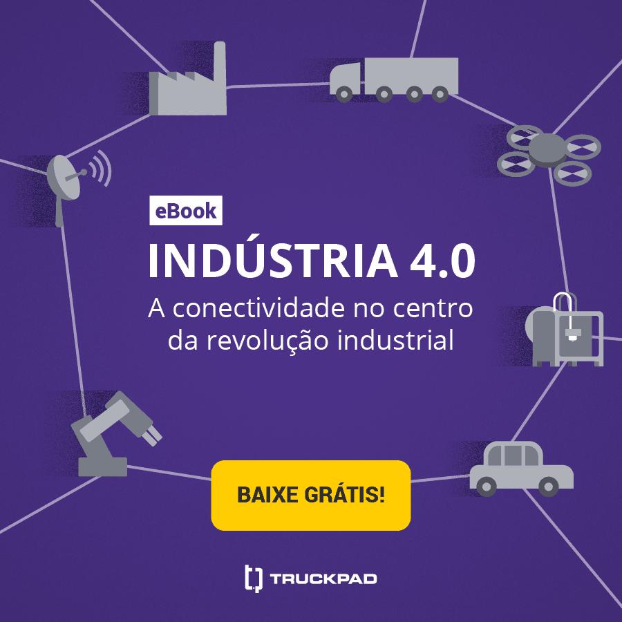 eBook Indústria 4.0: a revolução da conectividade