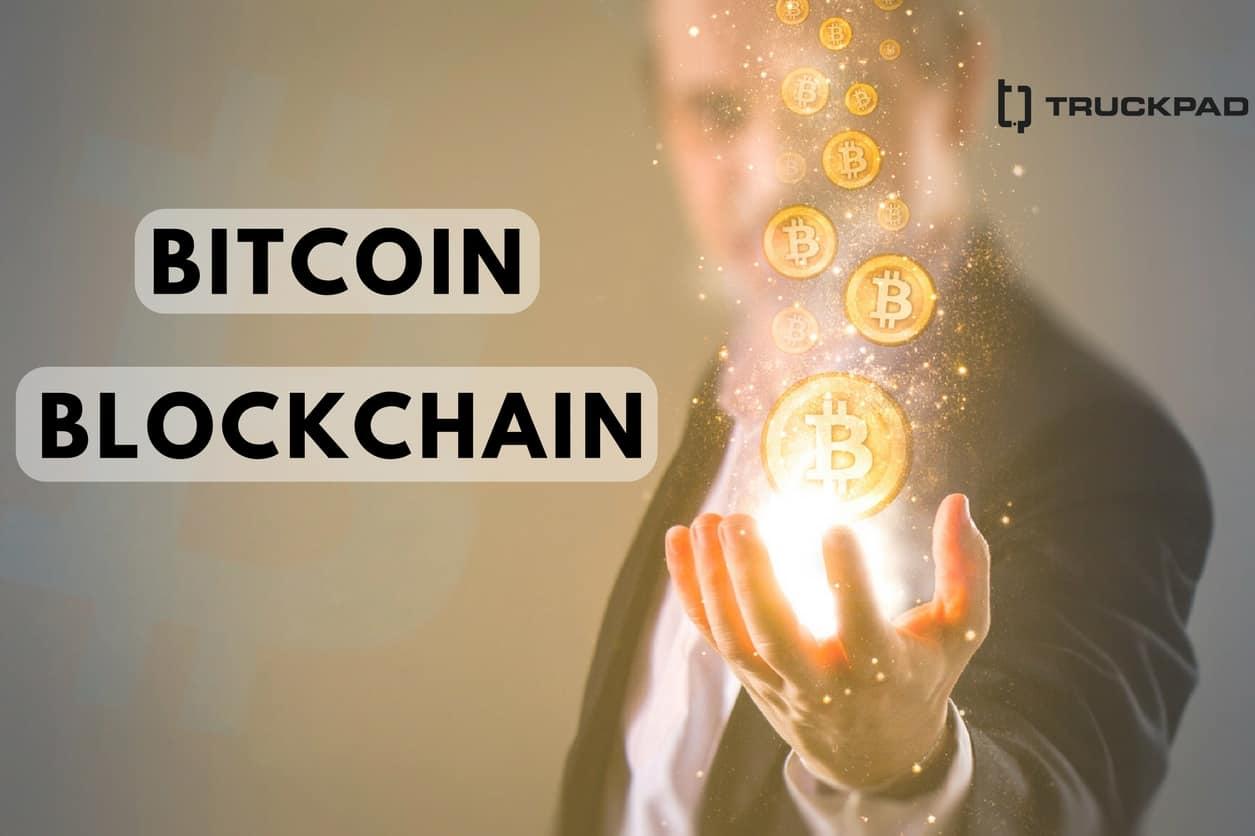 como o Bitcoin e Blockchain ajudam o setor de transporte