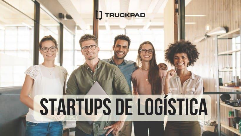 Como startups de logística podem ajudar empresas consolidadas