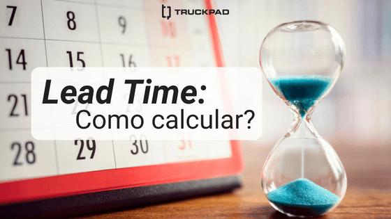 como calcular o lead time