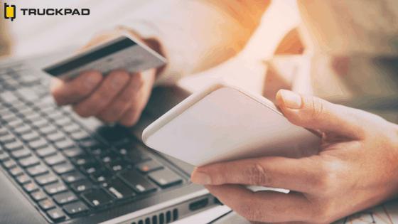 pagamento-eletrônico-de-frete