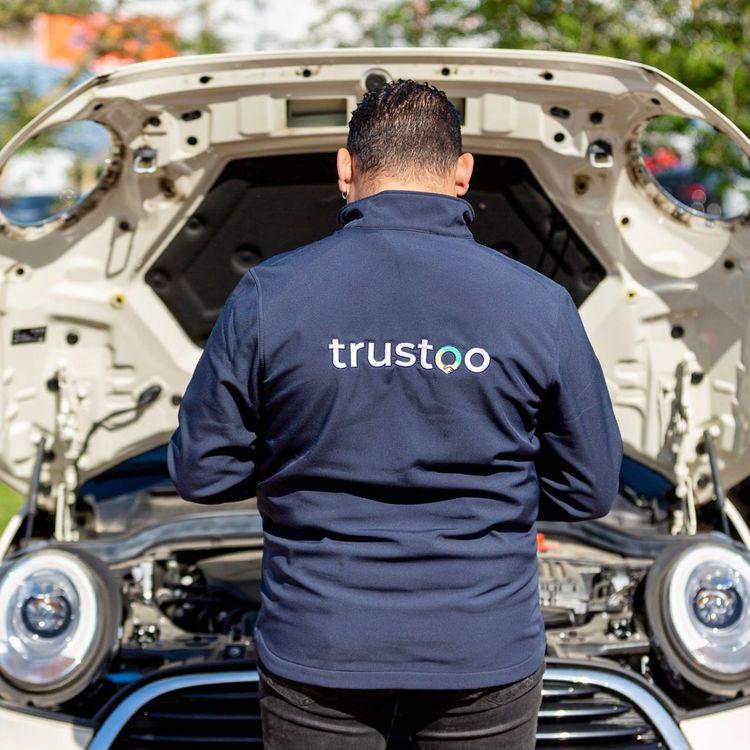 Compartiment moteur trustoo