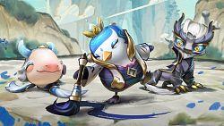 Do Teamfight Tactics brzy přijde nová tématika Malých legend: Inktale