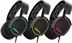 Recenze: SteelSeries Arctis 5 - sluchátka, která budete chtít nosit stále